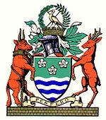 Cumberland Councty Council arms