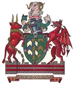 Cumbria Council of arms