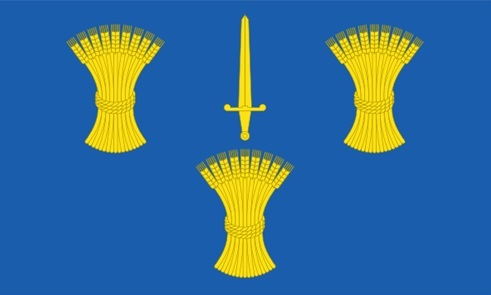 CHESHIRE COUNTY FLAG