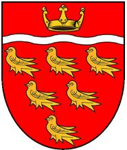EAST SUSSEX CO ARMS