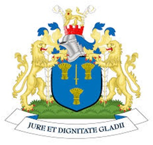 CHESHIRE COUNTY COUNCIL ARMS 1938