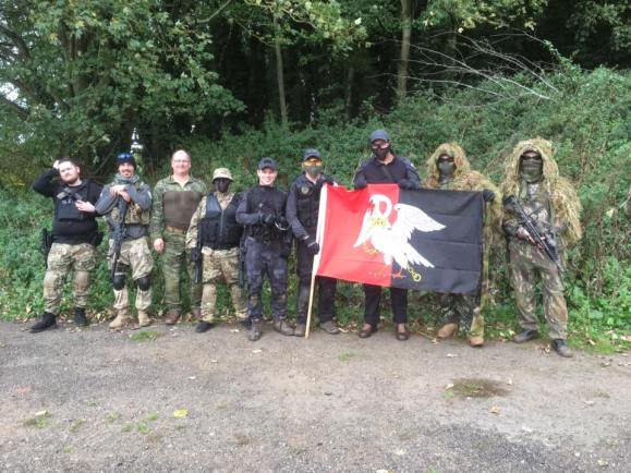 More county Airsoft teams, Buckinghamshire,