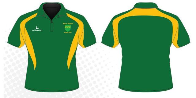 Polo shirts for sale from Anglesey based company Glyndwr.cym
