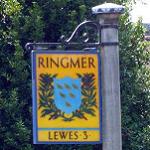 ringmer-village-sign