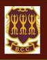 The golden eagles of Snowdon on the logo of the Bethesda Cricket and Bowling Club.