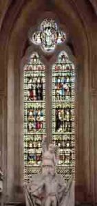 Window to Richard Trevithick, Westminster Abbey