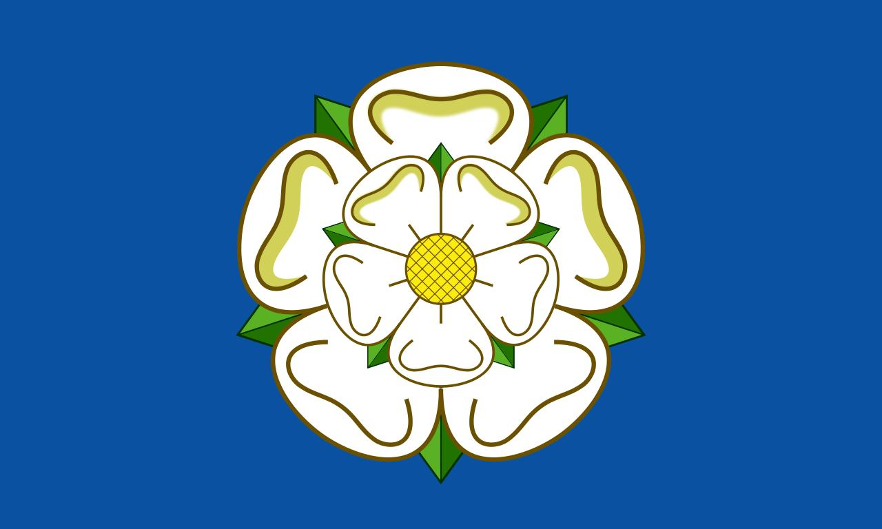Flag gallery british county flags - Yorkshire Flag