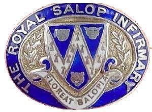 salop badge