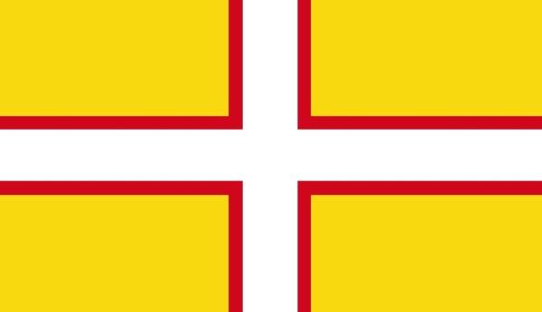 INSERT IMAGE 1 DORSET FLAG
