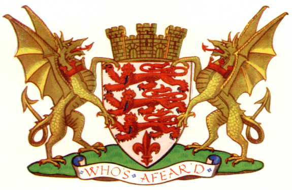 COUNCIL ARMS FULL