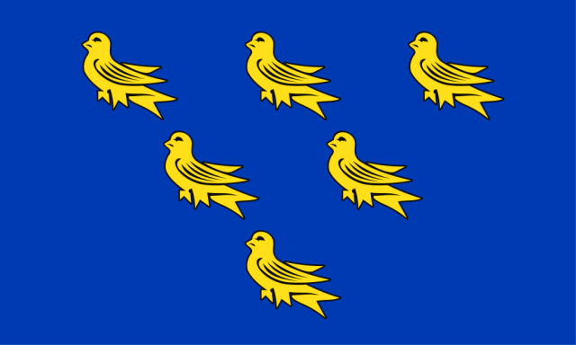 Sussex Flag