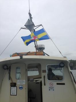 Gower Ranger is now proud to fly the pembrokeshire flag