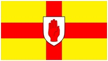 ULSTER BANNER OF ARMS