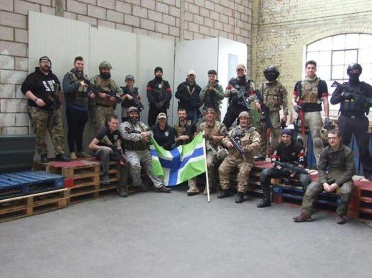 ounty Airsoft teams, Gloucestershire