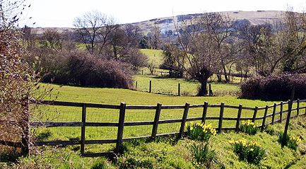 rural gloucestershire