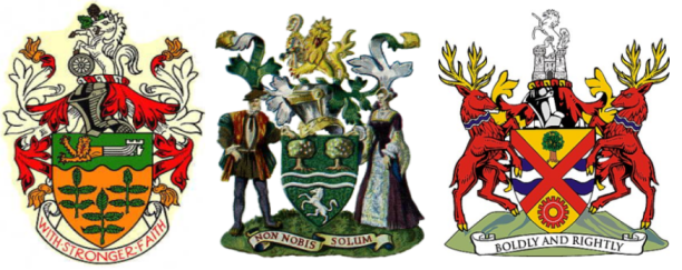 Ashford , Beckenham, Bexley
