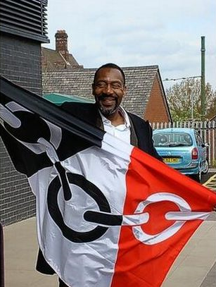 black country flag