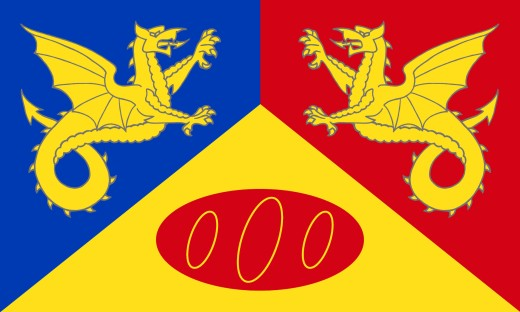 Craig-y-Dorth Flag