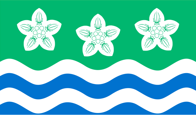 Cumberland Flag