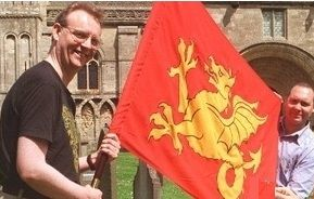 the-flag-of-wessex-unfurled-outside-malmesbury-abbey