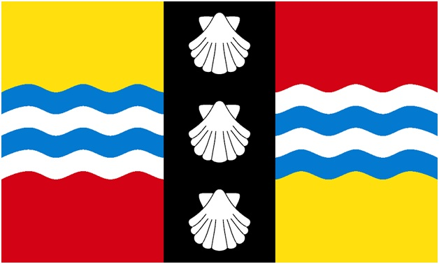 BEDFORDSHIRE COUNTY FLAG (2)