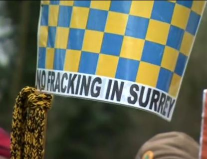 the-surrey-flag-deployed-in-an-anti-fracking-protest-in-the-county-picture-located-by-dave-ells