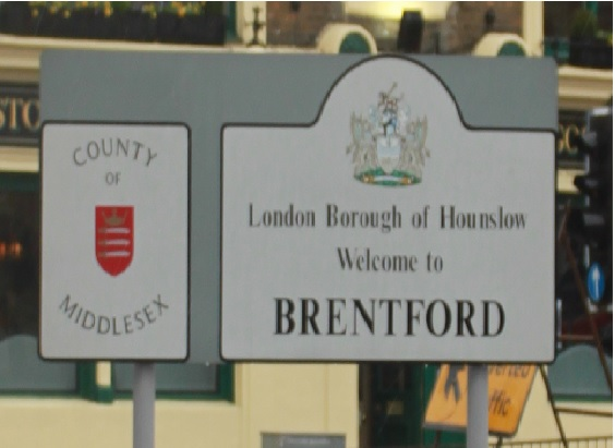 Brentford Middlesex (2)