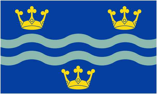 CAMBRIDGESHIRE FLAG (2)
