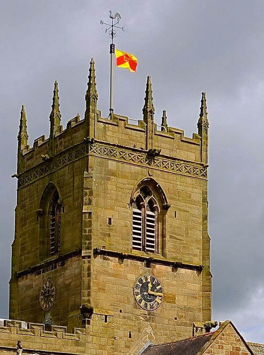 St Lawrence Gnosall 2 (2)