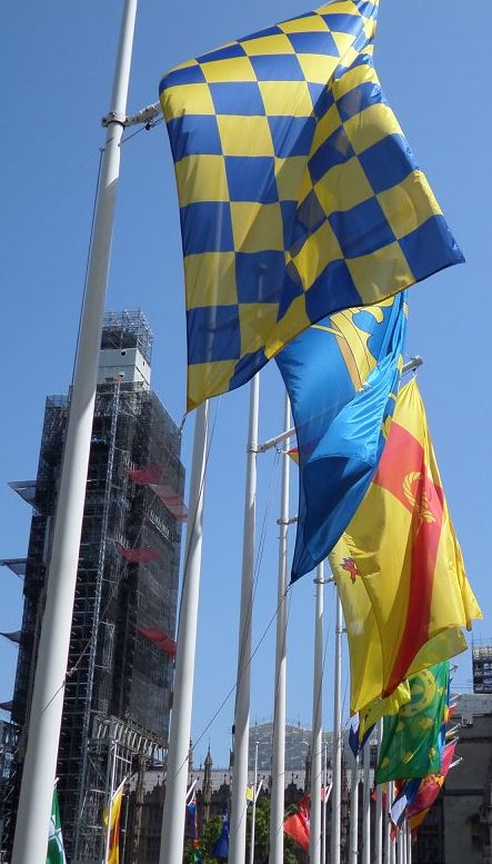 staffsflag