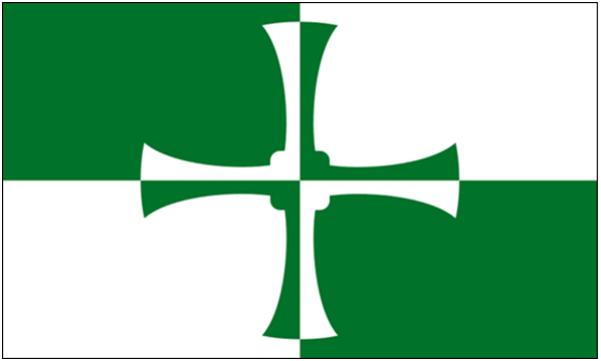 KIRKCUDBRIGHTSHIRE FLAG (2)
