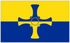COUNTY DURHAM FLAG (2)