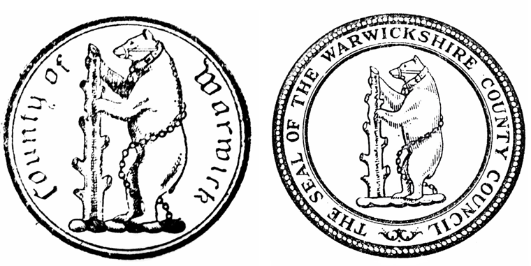 Warwickshire council seals.png