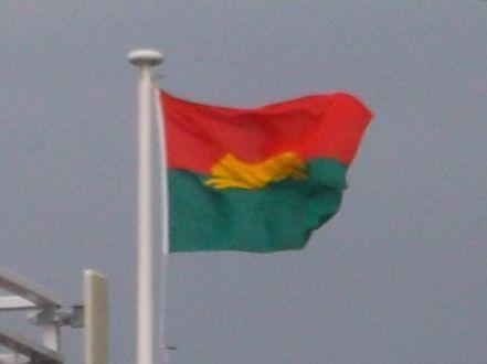 CRICKET FLAG