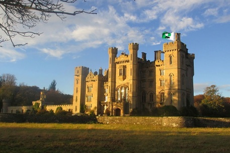 Duns-Castle