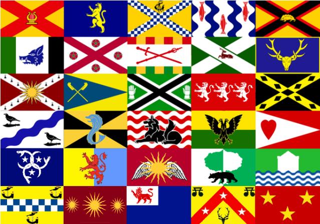 Scottish County Flag Proposals