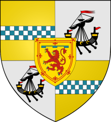 Lordship of the iIsles Duke_of_Rothesay.png