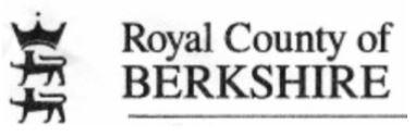 Berkshire CC logo