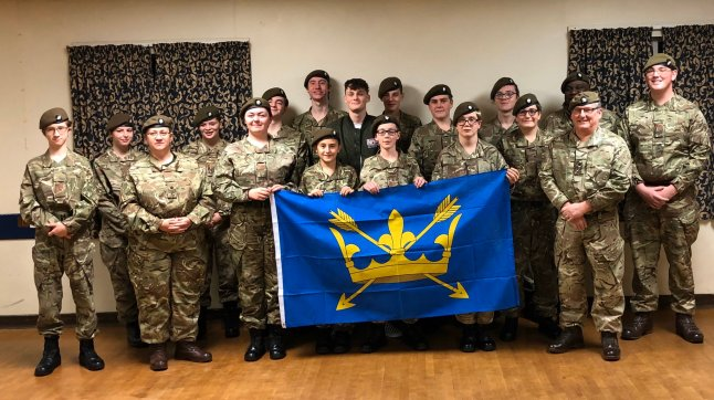 East Suffolk Army Cadets