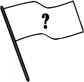 Question Mark Flag